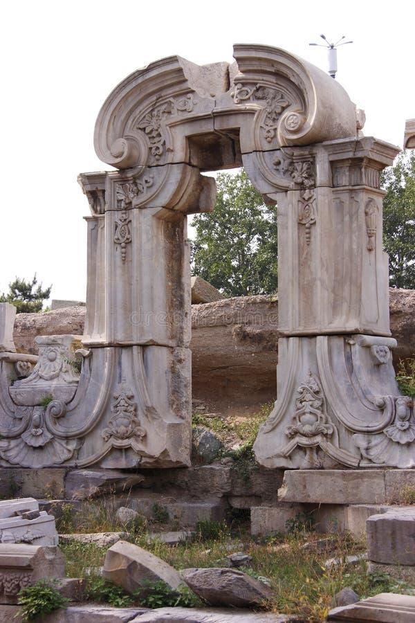 Beijing royaltyfria foton