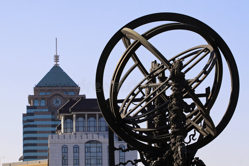 Download Beijing Ancient Observatory Stock Photo - Image: 4107160