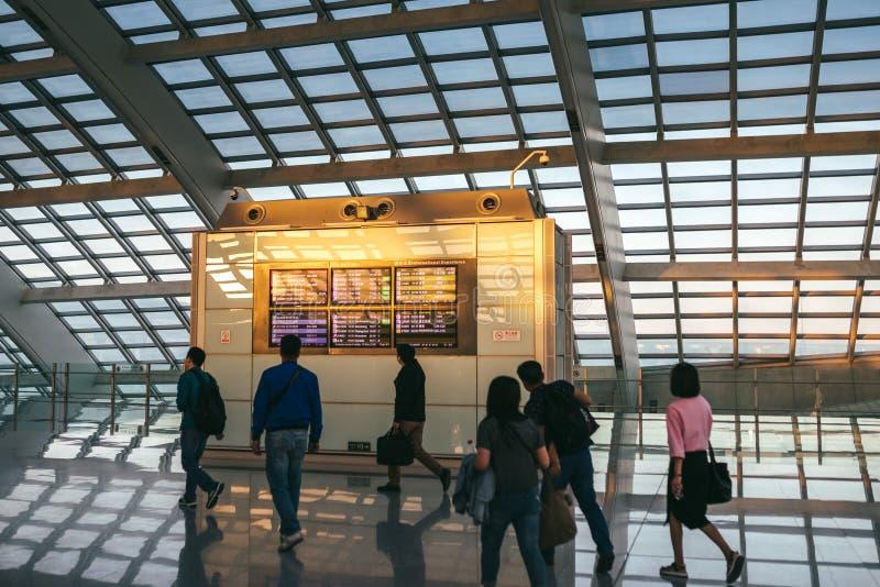Beijing Capital Airport stock photography