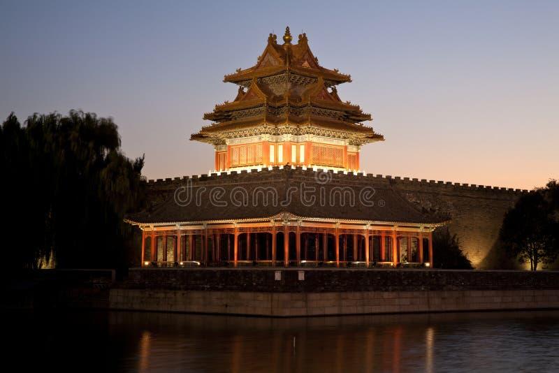 Beijing moat tower