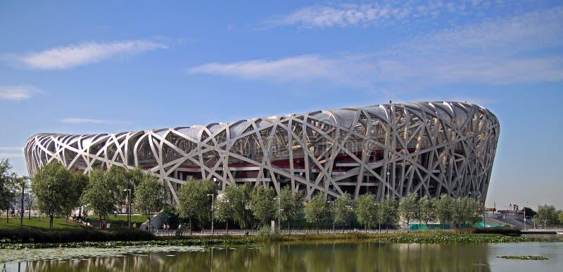 Beijing National Stadium royalty free stock photos
