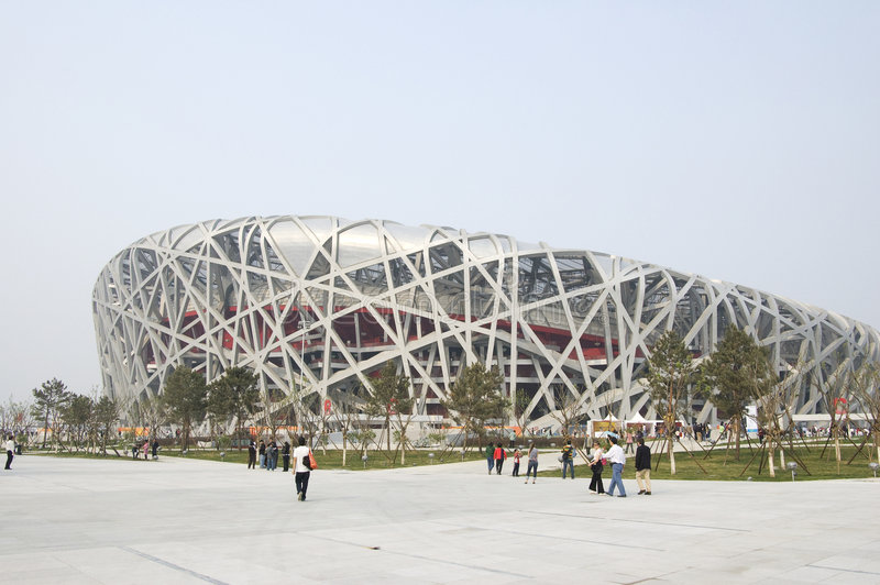 Download The Beijing National Stadium Editorial Image - Image: 4978630