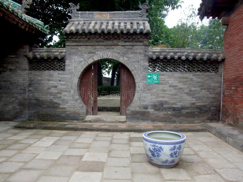 beijing ogrodowy pałac lato zdjęcia royalty free