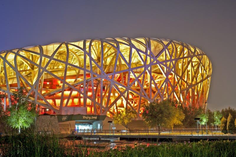 Download Beijing Olympic Stadium editorial photo. Image of detail - 20469631