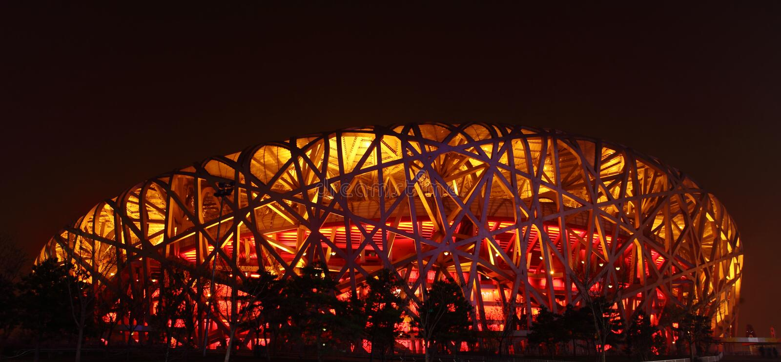 Download Beijing Olympic Stadium Editorial Photography - Image: 23052437