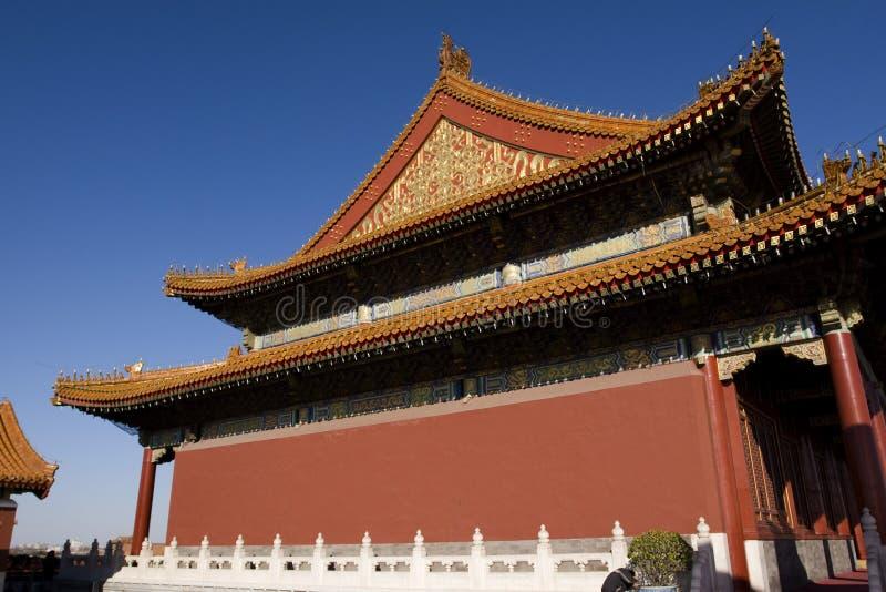 Beijing - Praça de Tiananmen 2 imagens de stock