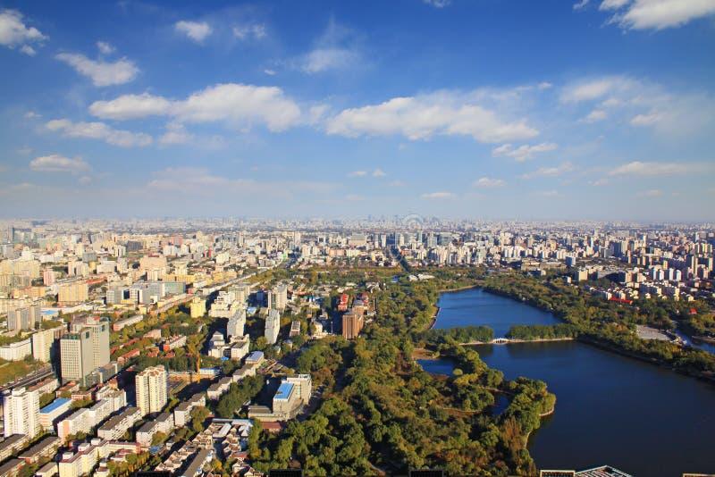 Beijing scenery royalty free stock photography