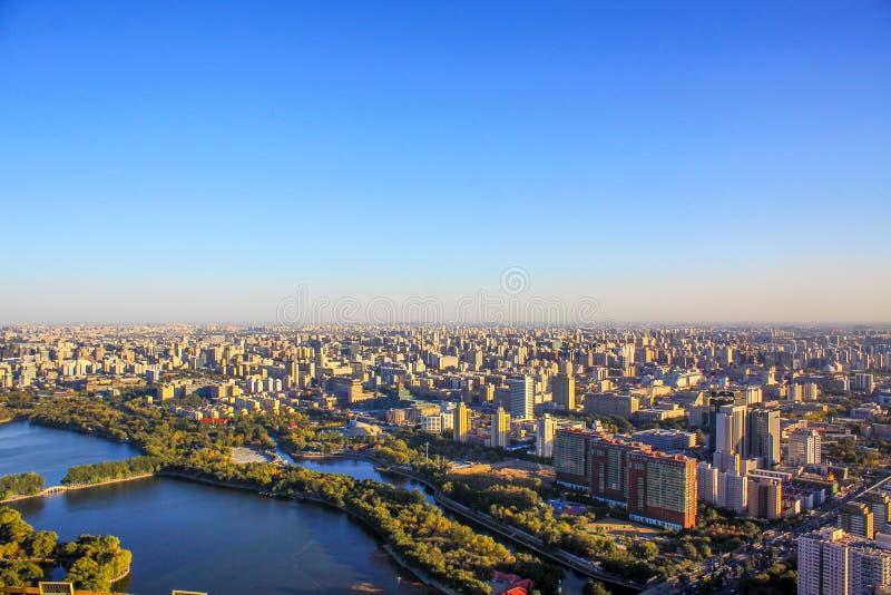 Beijing scenery stock photos