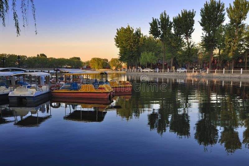 Beijing Shichahai lake,Beijing Travel