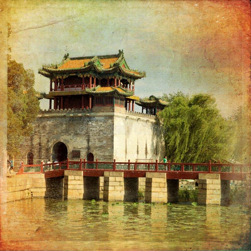 Beijing, Summer Palace royalty free stock photos