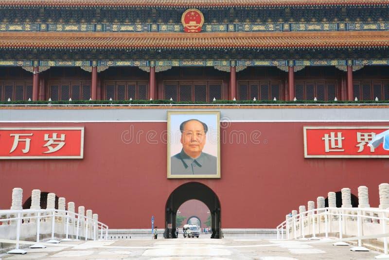 Download Beijing Tian'anmen Editorial Photo - Image: 5566056