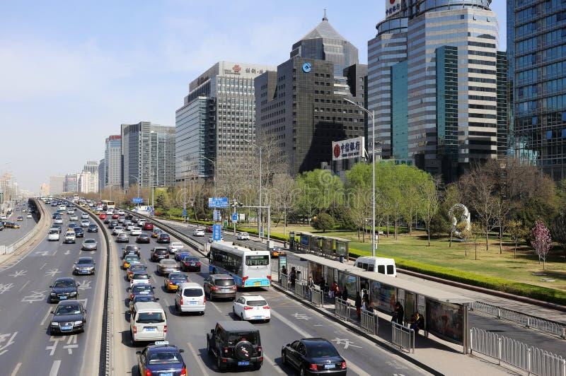 Beijing Urban Skyline,China Editorial Image
