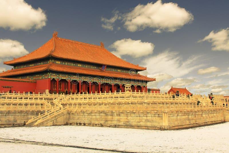 Download Beijings Forbidden City Stock Image - Image: 36598711