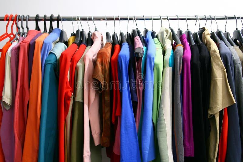 Beiläufige Kleidung stockbilder