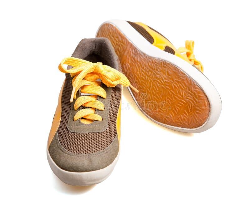 Beiläufige Schuhe lizenzfreie stockbilder