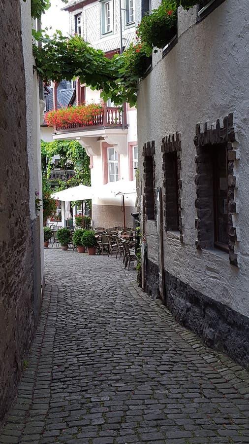 Beilstein λίγη οδός στοκ φωτογραφία με δικαίωμα ελεύθερης χρήσης