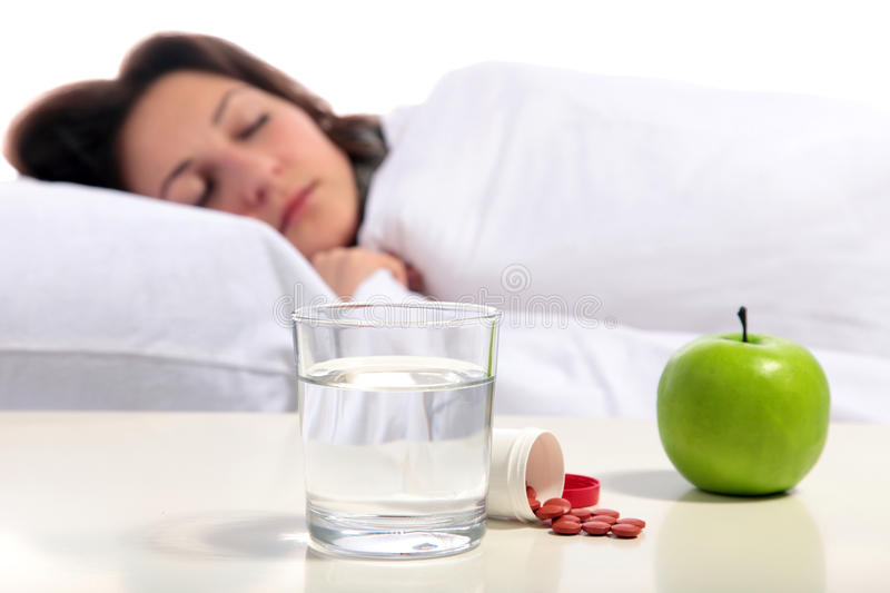 Download Being ill stock image. Image of smarting, people, pharmaceutical - 13434153