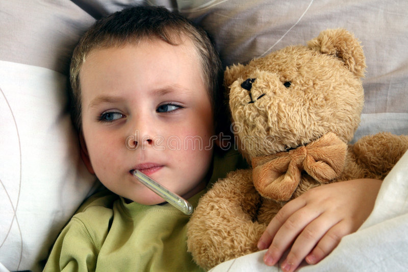 Download Being ill stock image. Image of childhood, hold, healthcare - 3842103