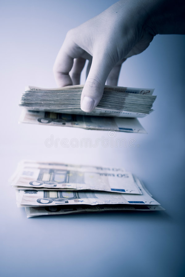Download Being wealthy stock image. Image of exchange, notes, placing - 2816501