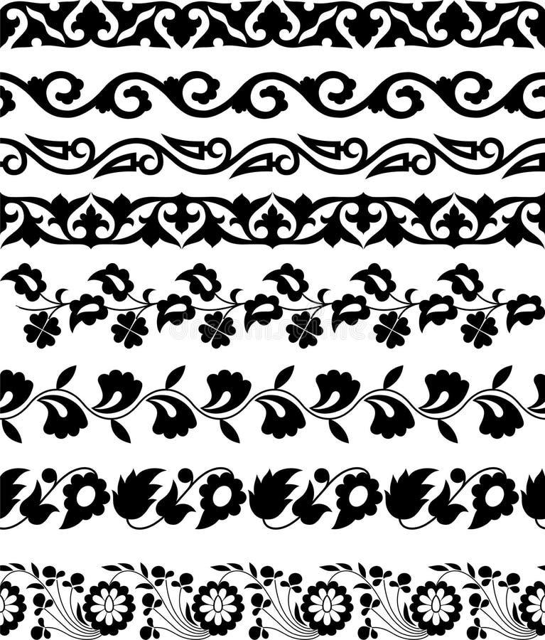 Beira ilustração royalty free