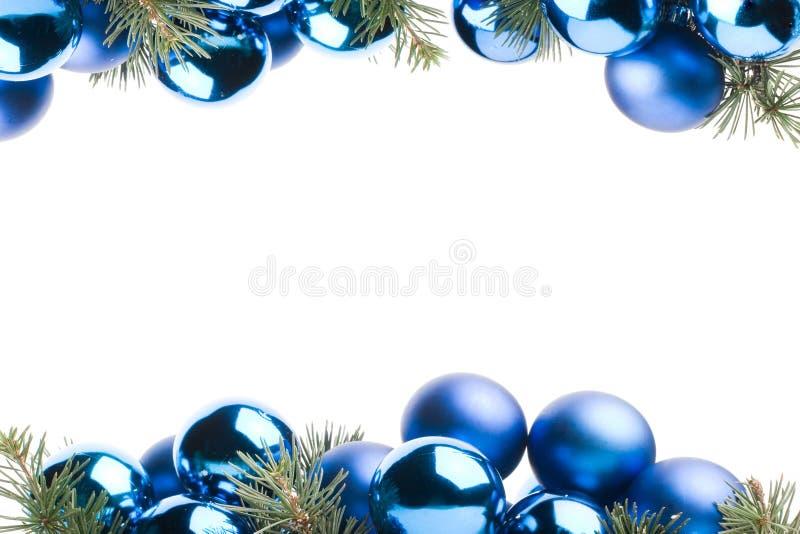 Beira do Natal fotografia de stock
