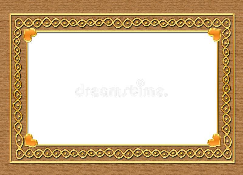 Beira indiana do projeto ilustração royalty free