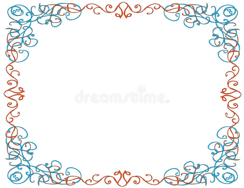 Beira lunática, fundo branco fotos de stock royalty free