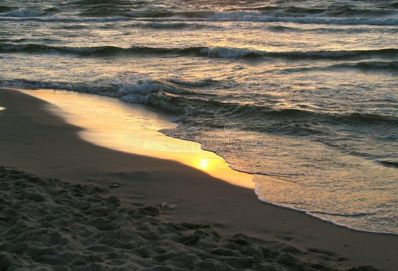 Download Beira-mar Báltico foto de stock. Imagem de poland, báltico - 538042
