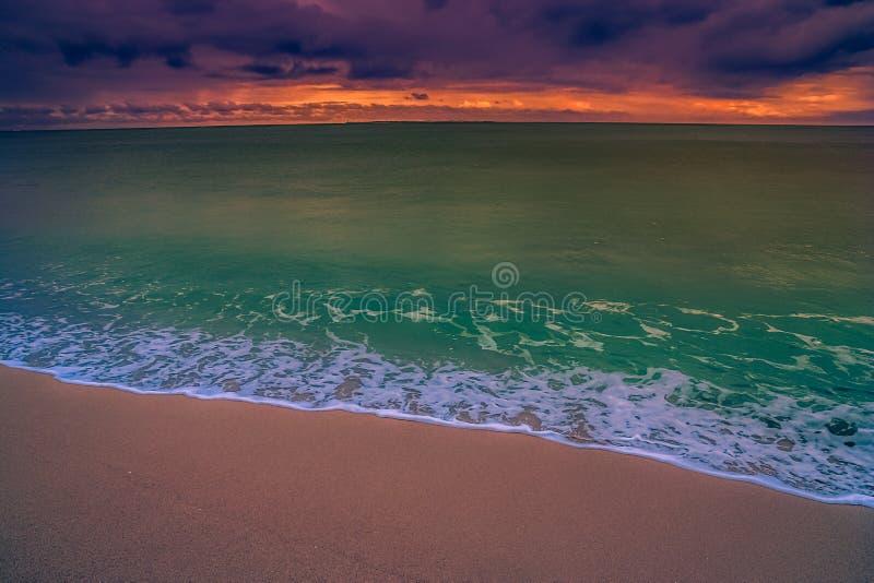Beira-mar de Madagaskar fotografia de stock