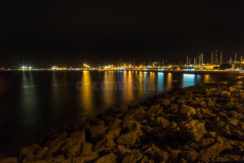 Beira-mar de Palma de Mallorca imagem de stock royalty free