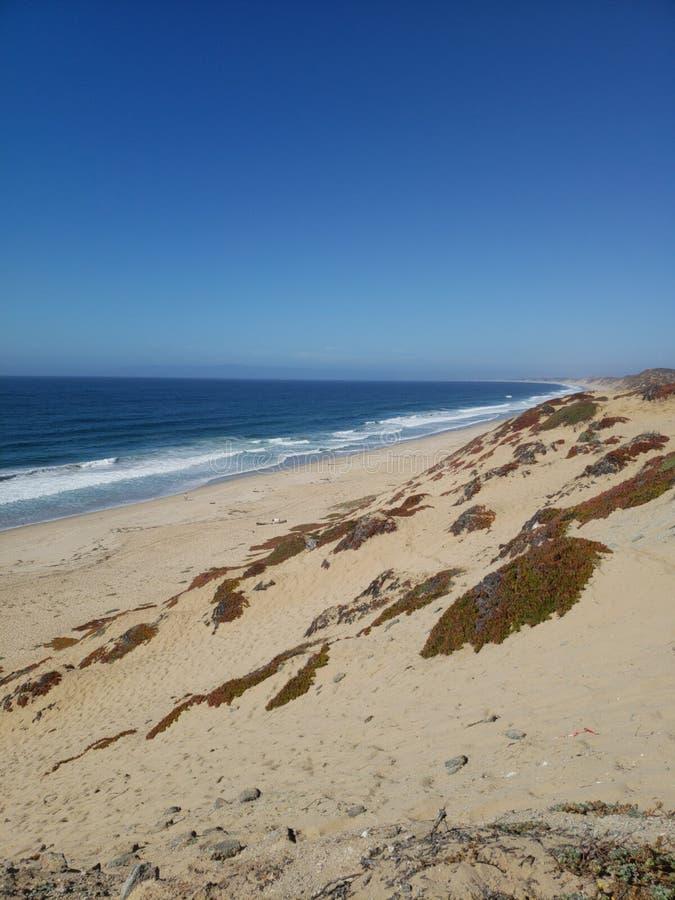 Beira-mar Monterey imagens de stock royalty free