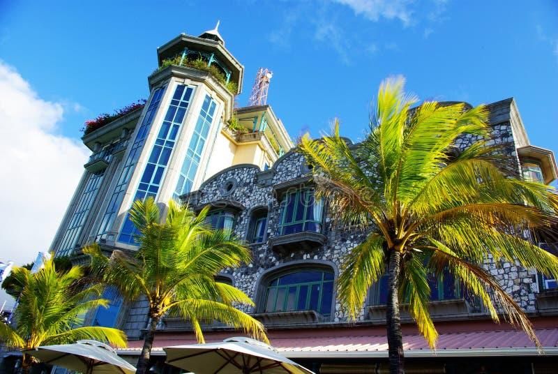 Beira-rio 2 de Caudan fotos de stock royalty free