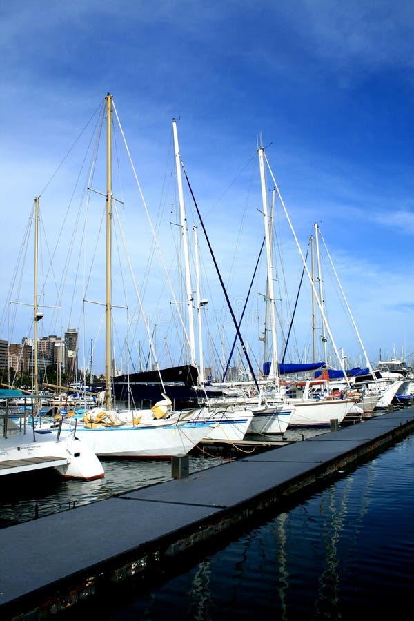 Beira-rio de Durban imagem de stock royalty free