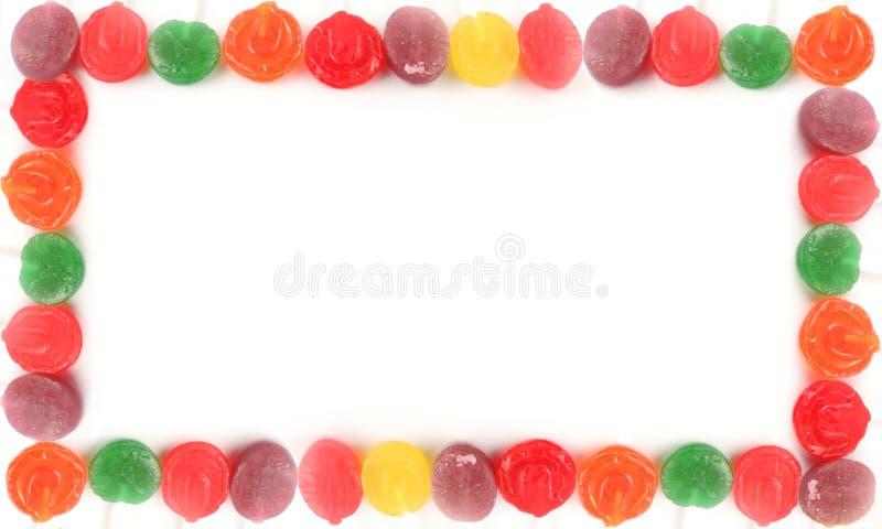 Beiras do Lollipop imagens de stock royalty free