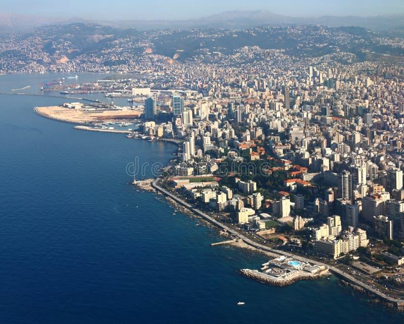Download Beirut, der Libanon stockbild. Bild von arabisch, ernstlich - 12200149