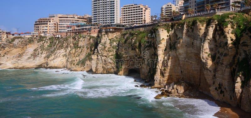 Beirut, Lebanon royalty free stock images