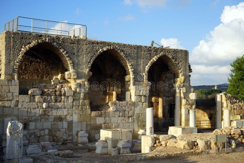 Beit Guvrin fotografia stock libera da diritti