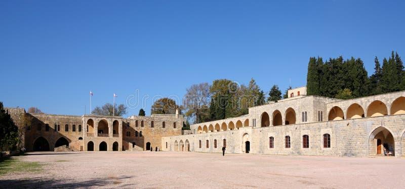 Download Beitiddine, der Libanon stockfoto. Bild von historisch - 12202040