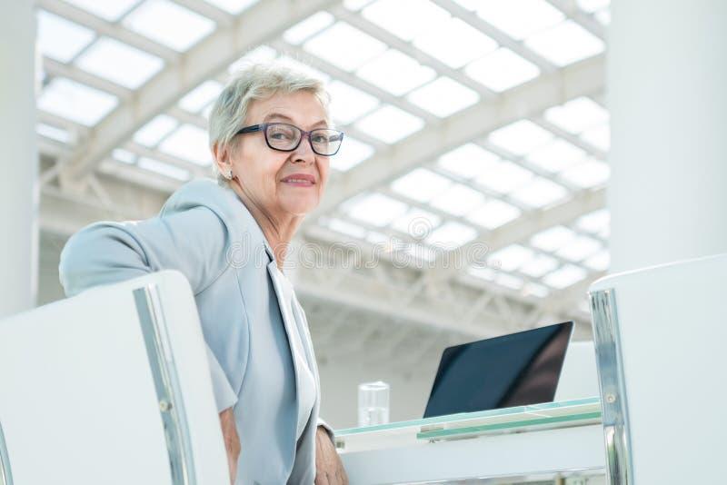Bejaarde mensen royalty-vrije stock afbeelding