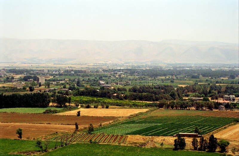 Bekaa Valley, Lebanon stock photos