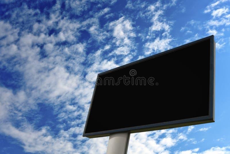 Bekanntmachen der Wand lizenzfreie stockfotografie