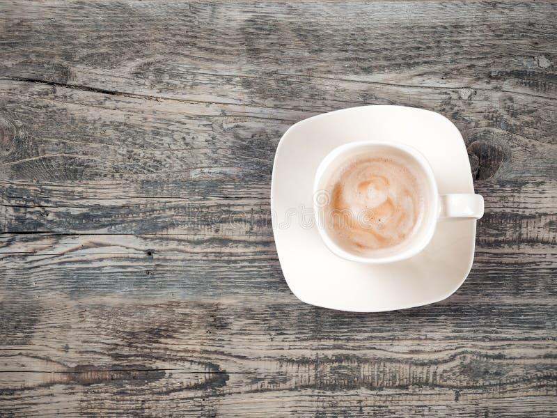 Beker van espressokoffie stock afbeeldingen