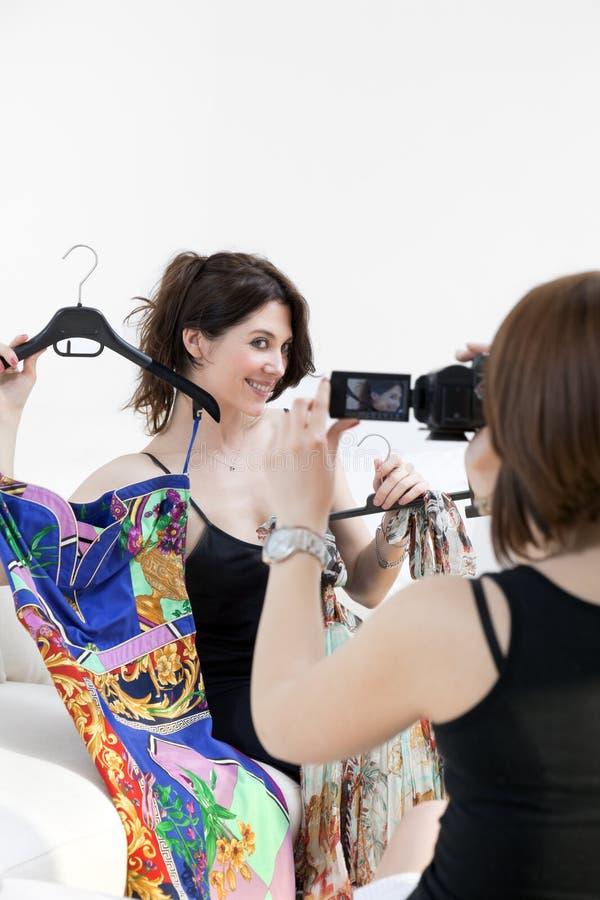 beklär nytt fotografering för bildbyråer