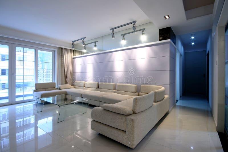 Beknopte en huisdecoratie stock afbeelding