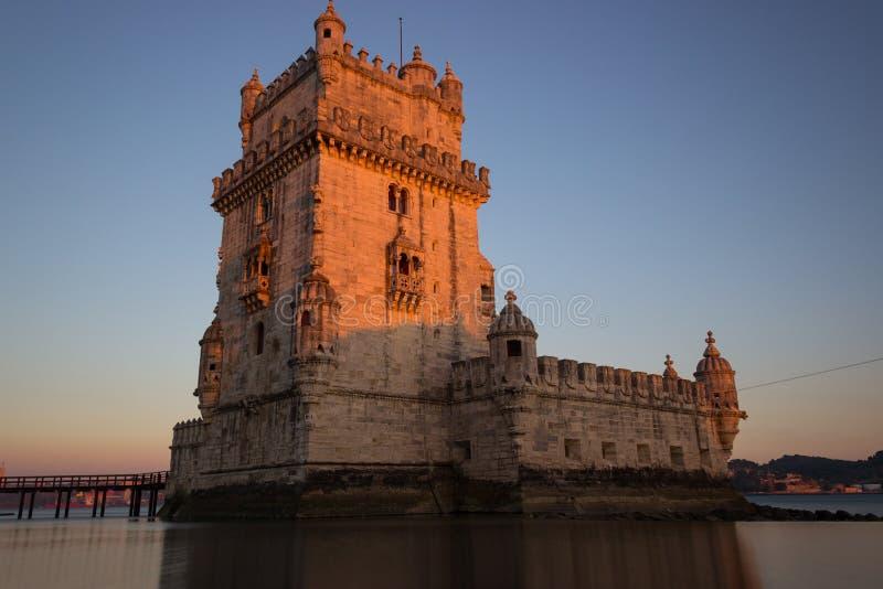 Belém塔 免版税图库摄影