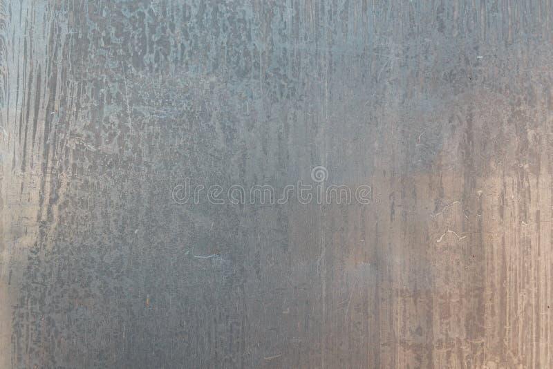Belägga med metall textur, aluminium, silver skrapor på aluminiumtexturbakgrund royaltyfria foton