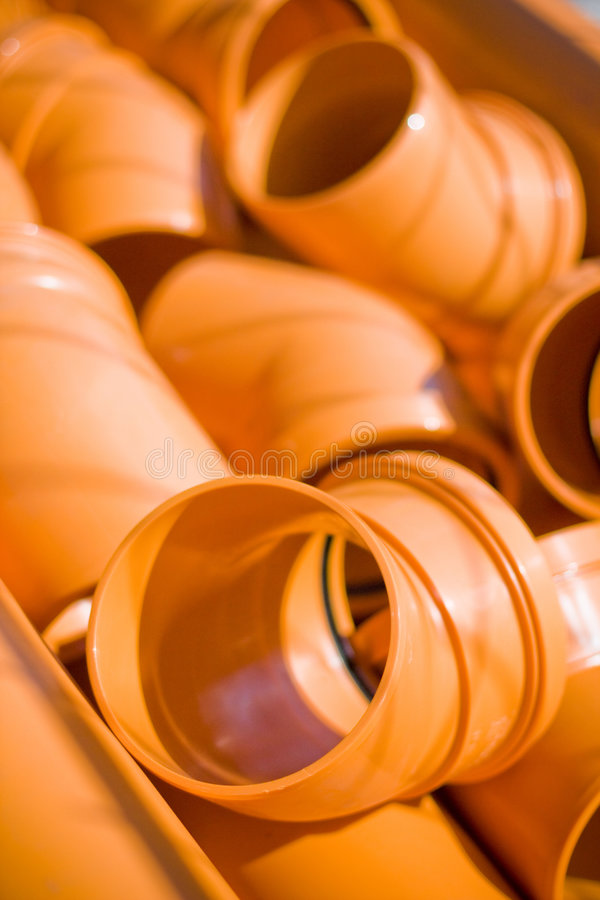 Belüftungs-Rohre stockfotografie
