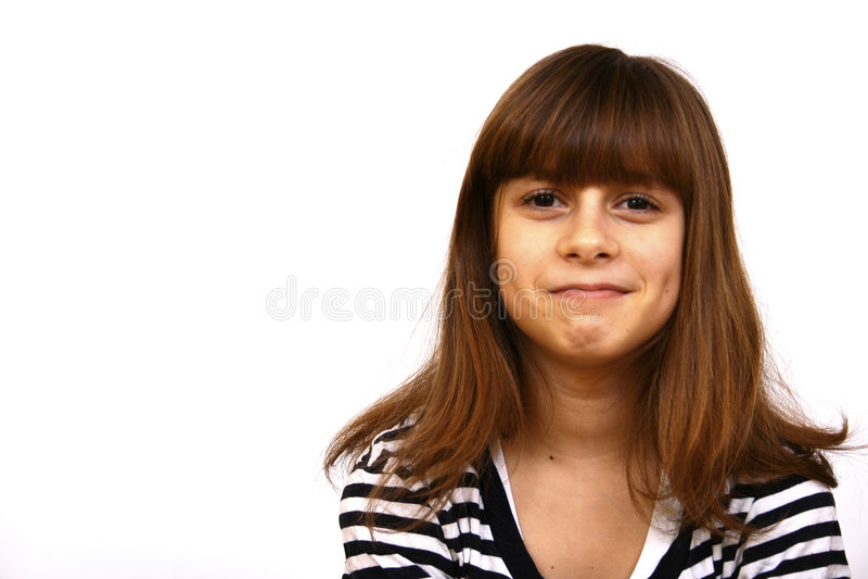 Bel adolescent images libres de droits