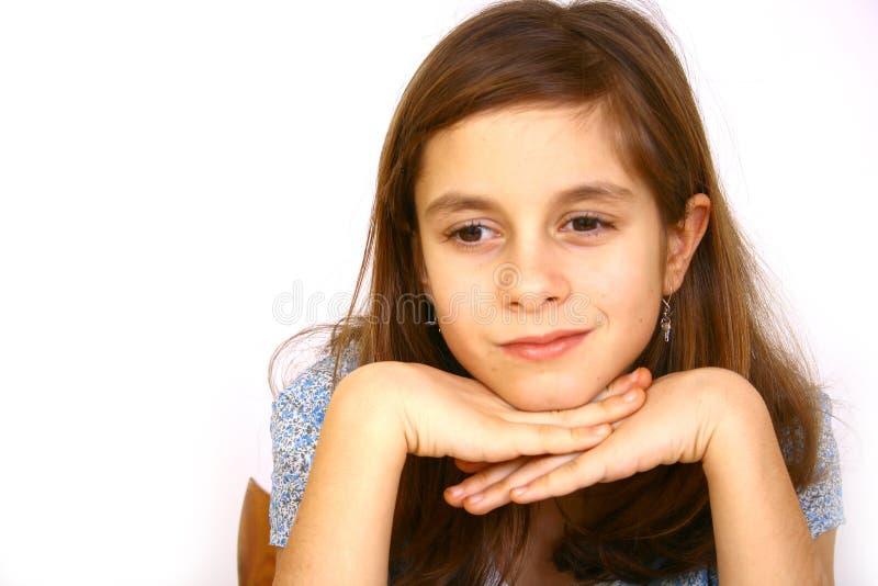 Bel adolescent images stock