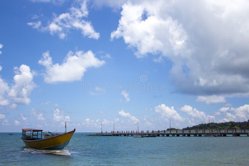 Bel Andaman photos libres de droits